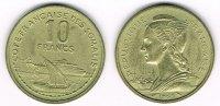 Frazösisch Somaliland 10 Francs (Probe) Französisch-Somaliland, Probe-Prägung 10 Francs 1965, siehe Scan! Selten!