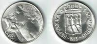 San Marino 500 Lire San Marino 1973, 500 Lire, Erhaltung siehe Scan!