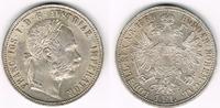 1 Florin (Gulden) 1889 Österreich Franz Joseph I., Florin 1889, Erhaltu... 21,50 EUR  zzgl. 5,00 EUR Versand