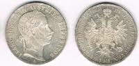 1 Florin (Gulden) 1860 Österreich Franz Joseph I., Florin 1860, Erhaltu... 19,00 EUR  zzgl. 5,00 EUR Versand