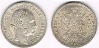 1 Florin (Gulden) 1877 Österreich Franz Joseph I., Florin 1877, Erhaltu... 19,00 EUR  zzgl. 5,00 EUR Versand