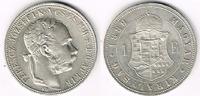 1 Forint 1889 Haus Habsburg - Ungarn Franz Joseph, Ungarn, 1 Forint 188... 24,00 EUR  zzgl. 5,00 EUR Versand