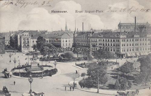 1905 hannover ansichtskarte postkarte hannover ernst