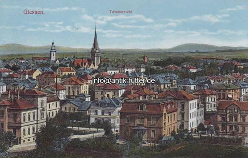 Möbelhaus Giessen o j giessen ansichtskarte postkarte giessen totalansicht 2 ma shops