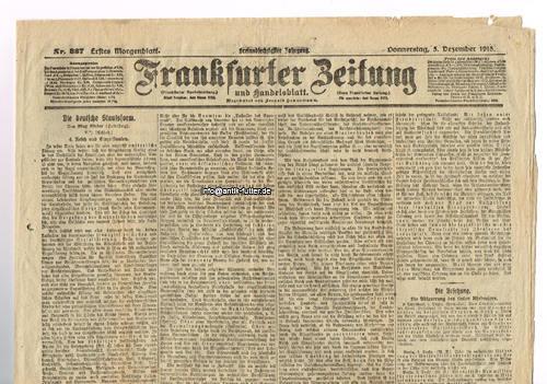 Frankfurt Zeitung