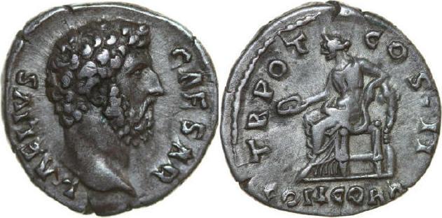 AR Denarius 136 - 138 AD Imperial AELIUS 136 - 138 AD. , 3.21g. RIC 436 Good Very Fine / Gutes Sehr Schön