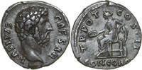 Imperial AR Denarius AELIUS 136 - 138 AD. , 3.21g. RIC 436 Good Very Fine / Gutes Sehr Schön
