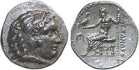 AR Drachm 336 - 323 BC v. Chr. Greece ALEXANDER III, Miletos/ZEUS unz  450,00 EUR envoi gratuit