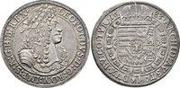 Taler  Austria RÖMISCH DEUTSCHES REICH, LEOPOLD I 1683 Hall   590,00 EUR kostenloser Versand