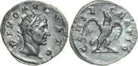 AR Antoninianus 177 - 192 AD Imperial AUGUSTUS, Struck under Trajanus D... 320,00 EUR288,00 EUR  zzgl. 12,00 EUR Versand