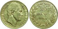 20 Francs 1865  BELGIUM, Leopold I 1865 GOLD   320,00 EUR kostenloser Versand