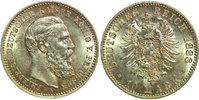 10 Mark 1888 A Germany after 1871 PRUSSIA, Friedrich III 1888 A GOLD   290,00 EUR  zzgl. 12,00 EUR Versand