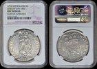 3 Gulden 1793 Utrecht UTRECHT 1793  NGC UN...