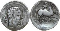 AR Denarius 150 - 100 BC v. Chr. Spain, Gaul and Britain SPAIN - BOLSKA... 120,00 EUR  + 12,00 EUR frais d'envoi