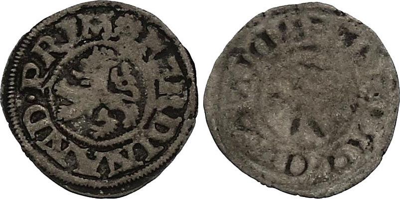 Weisspfennig o.J. Kuttenberg RDR Ferdinand I. (1521 - 1564) ss