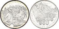 Österreich Ag-Medaille Serie Vielgeliebtes Österreich -Salzburg (Mozart, Festung, Glockenspiel,...)