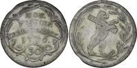 Schweiz - St. Gallen 1/2 Gulden (30 Kreuzer) St. Gallen