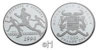1000 Francs CFA 1996 Benin Antiker und moderner Marathon - Lauf pp.  28,00 EUR  zzgl. 9,90 EUR Versand