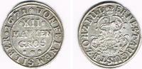 12 Mariengroschen 1671 Osnabrück Ernst August v. Braunschweig ss/f.vz  120,00 EUR  zzgl. 9,90 EUR Versand