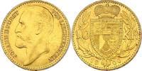 Liechtenstein 10 Kronen Johann II. (1858 - 1929)