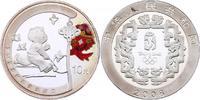 10 Yuan 2008 China Serie 'Olympische Spiele Beijing 2008' - Kind mit St... 40,00 EUR  zzgl. 9,90 EUR Versand