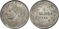 Gulden 1855 Deutschland - Nassau Adolph (1839 - 1866) vz  200,00 EUR  zzgl. 9,90 EUR Versand