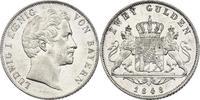 2 Gulden 1848 Deutschland - Bayern Ludwig I. (1825 - 1848) vz  150,00 EUR  zzgl. 9,90 EUR Versand
