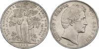 Geschichtsdoppeltaler 1845 Deutschland - Bayern Ludwig I. (1825 - 1848)... 650,00 EUR  zzgl. 9,90 EUR Versand