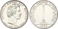 Geschichtstaler 1833 Deutschland - Bayern Ludwig I. (1825 - 1848) 'Drey... 620,00 EUR  zzgl. 9,90 EUR Versand