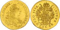 Dukat Nagybanya 1776 G/B-V RDR Joseph II. (1765 - 1780) vz  1450,00 EUR inkl. gesetzl. MwSt.,kostenloser Versand