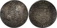 Taler 1694 IAK Hall RDR Leopold I. (1657 - 1705) vz (schmales Portrait)  580,00 EUR inkl. gesetzl. MwSt., zzgl. 9,90 EUR Versand