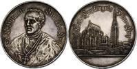 Österreich Ag-Medaille Maria Empfängnis, Dom in Linz (Dr. R. Hittmaier, Bischof v. Linz) von Leo Zimpel