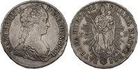 Taler Karlsburg 1741 KB RDR Maria Theresia (1740 - 1780) ss+  375,00 EUR inkl. gesetzl. MwSt., zzgl. 9,90 EUR Versand