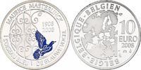 "Belgien 10 Euro ""Der blaue Vogel"""