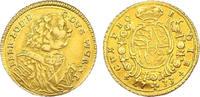 1/4 Karolin 1733 Deutschland - Württemberg Eberhard Ludwig (1693 - 1733... 755,00 EUR  zzgl. 9,90 EUR Versand