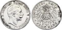 Deutschland - Preussen 5 Mark Wilhelm II. (1888 - 1918)