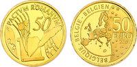 """Belgien 50 Euro """"Römische Verträge"""""""