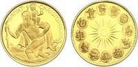 "Au-Medaille ""St. Christophorus"""