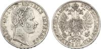 Gulden 1864 A Österreich - Ungarn Franz Joseph (1848 - 1916) ss+/vz, R  110,00 EUR  zzgl. 9,90 EUR Versand