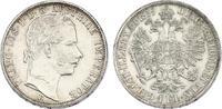 Gulden 1859 E Österreich - Ungarn Franz Joseph (1848 - 1916) f.stgl.  180,00 EUR  zzgl. 9,90 EUR Versand