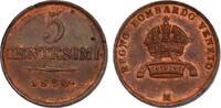 5 Centesimi 1850 M Österreich - Ungarn Franz Joseph (1848 - 1916) min. ... 300,00 EUR  zzgl. 9,90 EUR Versand