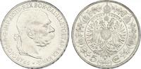 5 Kronen 1900 Österreich - Ungarn Franz Joseph (1848 - 1916) stgl.  160,00 EUR  zzgl. 9,90 EUR Versand