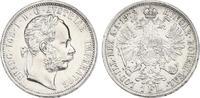 Gulden 1872 Österreich - Ungarn Franz Joseph (1848 - 1916) ss-vz  55,00 EUR  zzgl. 9,90 EUR Versand