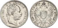 Gulden 1874 Österreich - Ungarn Franz Joseph (1848 - 1916) Rev. min. Ra... 38,00 EUR  zzgl. 9,90 EUR Versand