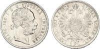 Gulden 1874 Österreich - Ungarn Franz Joseph (1848 - 1916) f.ss/ss  28,00 EUR  zzgl. 9,90 EUR Versand