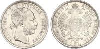 Gulden 1875 Österreich - Ungarn Franz Joseph (1848 - 1916) f.stgl.  45,00 EUR  zzgl. 9,90 EUR Versand