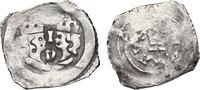 Pfennig o.J. Wien  Rudolf von Habsburg (1276 - 1282) ss+, RR  260,00 EUR  zzgl. 9,90 EUR Versand