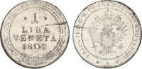 Lira Veneta 1802 Venedig RDR Franz II./I. (1792 - 1835) SF. am Rand, vz,R  400,00 EUR  zzgl. 9,90 EUR Versand