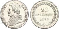 Scudo 1850 R (IV) Vatikan Pius IX. (1846 - 1878) vz-stgl.  90,00 EUR  zzgl. 9,90 EUR Versand