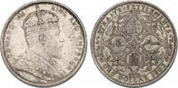 Dollar 1903 Straits Settlements Edward VII. (1901 - 1910) ss+/vz  90,00 EUR  zzgl. 9,90 EUR Versand